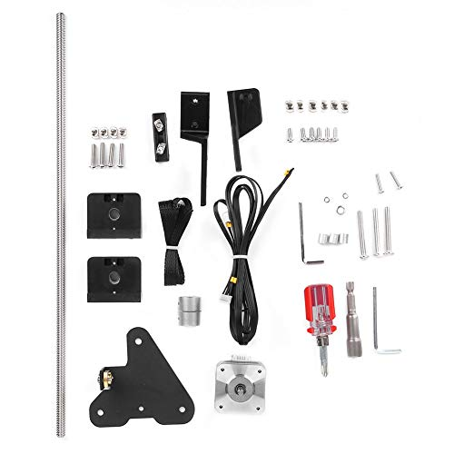 Bilinli Dual Z Axis Upgrade with Pulley Lead Screw Kit for Creality Ender 3S/Ender‑3 Pro 3D Printer Accessories