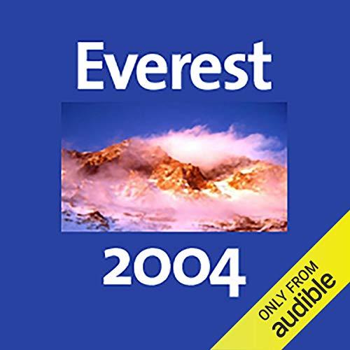 Everest 4/04/04 - Babu Chhiri and WTC audiobook cover art