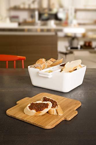 Tomorrow`s Kitchen - Bread & Dip weiß