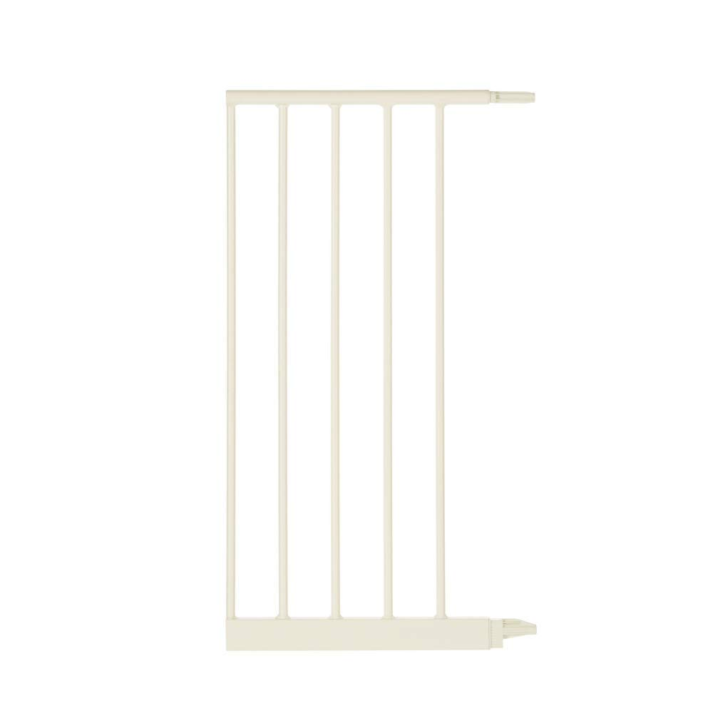 """Toddleroo by North States 5 Bar Extension for Wide Portico Arch Baby Gate: Adjust your gate to fit your space - up to 60.5"""" wide with extension. No tools required. (Adds 13.42"""