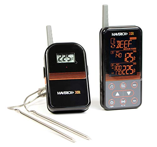 Maverick XR-40 Barbecue Funk-Thermometer...