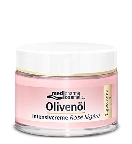 Medipharma Cosmetics Olivenöl Intensivcreme Rosé Légére