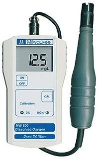Milwaukee Instruments MW600 Standard Portable Dissolved Oxygen Meter