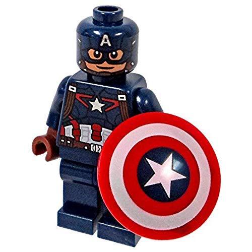 LEGO Super Heroes Marvel Minifigure - Captain America (Age of Ultron Version)