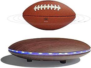 $231 » FGVDJ Magnetic Levitating Speaker, Bluetooth Floating Speaker, 360° Rotation, Football Style Portable Wireless Speaker wit...