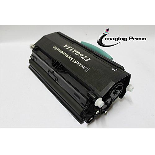 Imaging Press Premium Quality Lexmark Black Toner Cartridge compatible with Lexmark E260 E260A11A