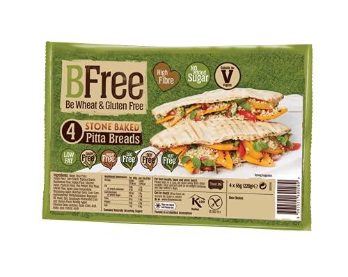 Bfree Gluten Free Stone-Baked Pita Bread, 7.76 Oz...