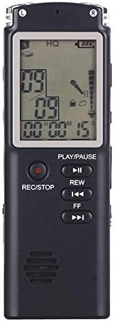 LSUTR Digital Year-end annual account Voice Activated Recorder MP3 M USB with Dictaphone Max 66% OFF