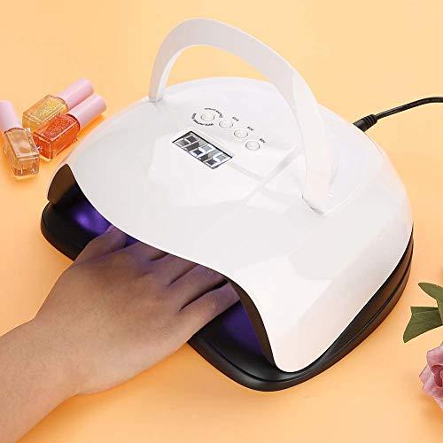 Máquina secadora de uñas rápidamente, lámpara de manicura práctica y ligera, para tienda(European standard EU (110v-220v))