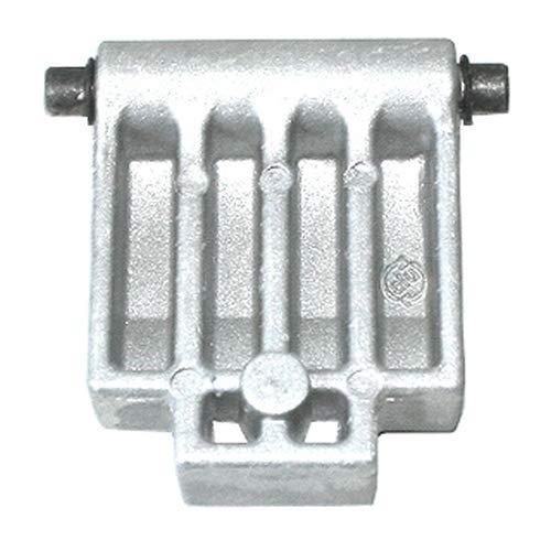 ATIKA Ersatzteil   Gegenplatte für Gartenhäcksler ALA 2800 ALF 2300 / ALF 2500 / ALF 2600-2 / ALF 2800 / GHD 2800 / LHF 2800