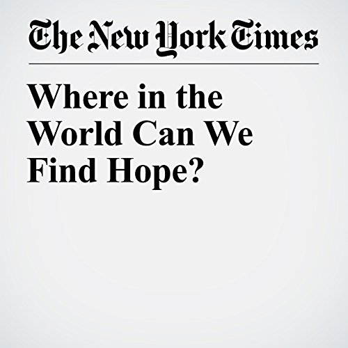 Where in the World Can We Find Hope? audiobook cover art