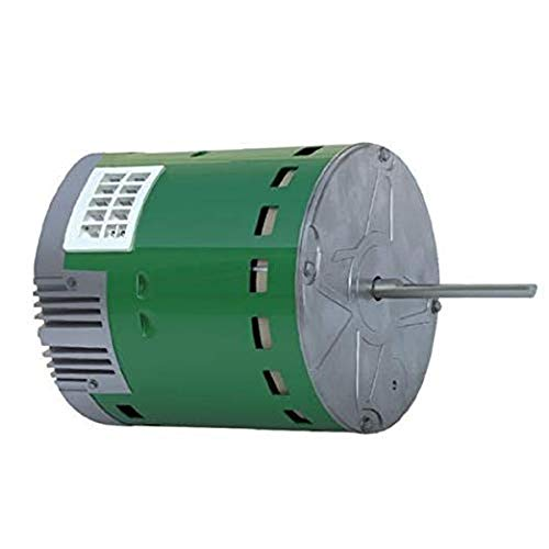 Evergreen CECOMINOD073162 GE • Genteq 1/3 HP 230 Volt Replacement X-13 Furnace Blower Motor