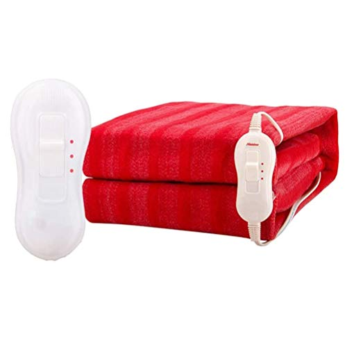 Manta eléctrica con calefacción, Las mantas eléctricas manta cama mantas eléctricas solo...