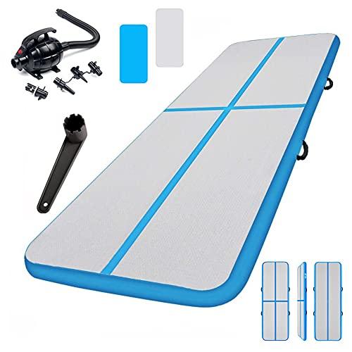 1M / 3M Air Floor Track Tumbling Gym Mat   Airtrack Flooring Workout Mat  ...