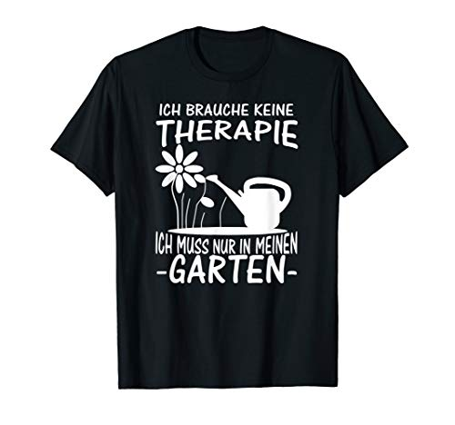 Garten T-Shirt | Shirt für Gartenliebhaber und Gärtner T-Shirt