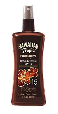 Hawaiian Tropic Sunscreen Protective