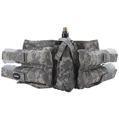 JT 4+1 Paintball Battlepack Pod Harness, Digi Camo