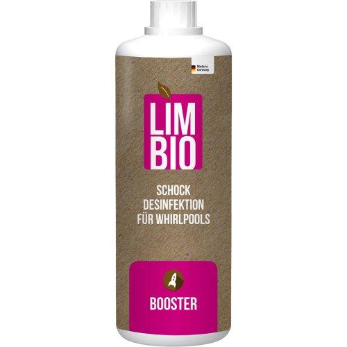 Limbio chlorfreie Wasserpflege, biologische Whirlpool Wasserpflege Booster