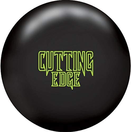 Brunswick Cutting Edge Solid Bowling Ball Reaktiv Kugel mit runder Bogenbewegung Größe 15 LBS