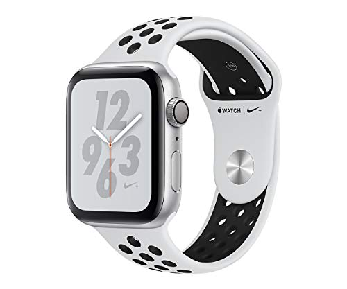 Apple Watch Nike+ Series 4 smartwatch Argento OLED GPS (satellitare)
