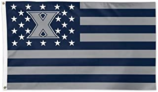 Wincraft Xavier Musketeers American Flag 3 x 5 Foot - NCAA