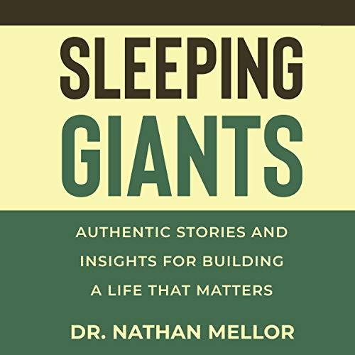Sleeping Giants audiobook cover art