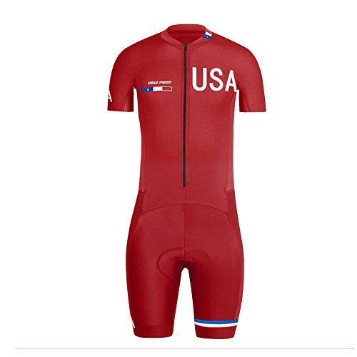 Uglyfrog HIZDDX18 2018-2019 New Manica Corta Jersey with Short Legs Skinsuit Uomo Mountain Bike Cycling Body Abbigliamento Ciclismo Estate Style