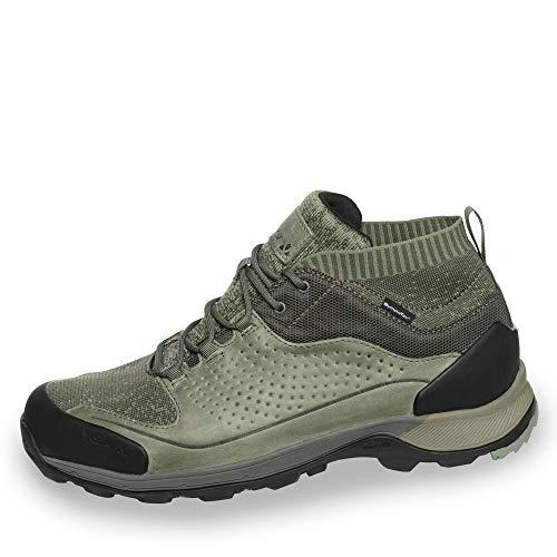 VAUDE Men's TRK Skarvan STX, Chaussures de Randonnée Basses Homme, Vert (Cedar Wood), 42 EU