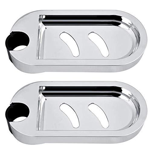 tvålkopp duschstång bauhaus