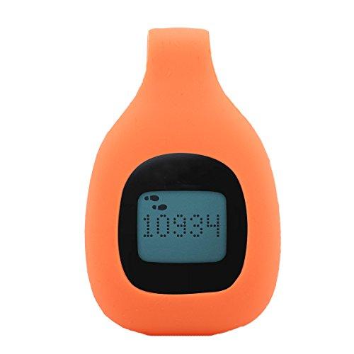 TOMALL Sport BH Clip für Fitbit Zip Ersatz Halter Case Orange