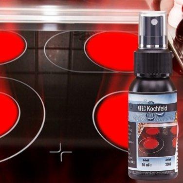 NTEC Kochfeld Versiegelung - Nanoversiegelung für Ceran- Glas/Keramik Kochplatten (50 ml)