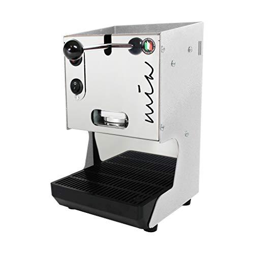 aroma 9790638 Mia Kaffeepadmaschine 44 mm weiß
