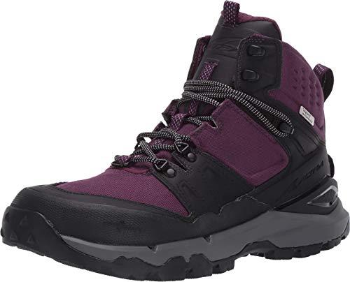ALTRA Women's ALW1967H Tushar Hiking Boot, Black/Purple - 7.5 M US
