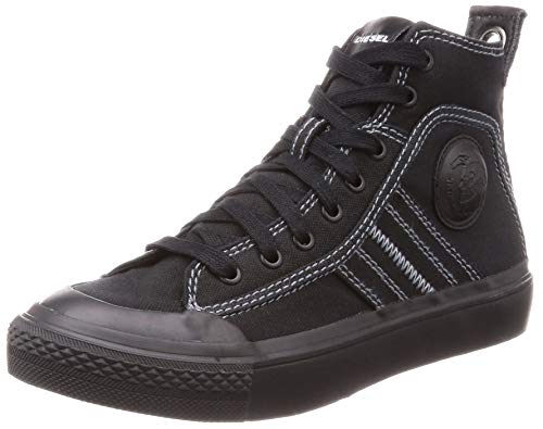DIESEL Dames S-astico Mid Lace Hi-Top Trainers
