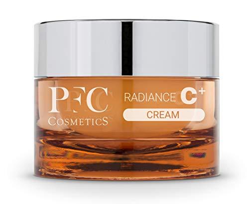 PFC Cosmetics - Radiance C+ Cream - Crema Facial con Vitamina C Estabilizada - 50ml