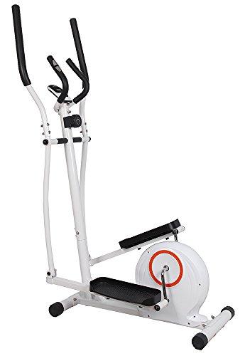 TOTAL Sportivo Adulti Magnetic Op57kg Cross Trainer, Bianco, L