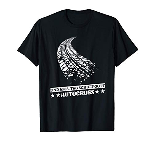 Autocross Buggy Stockcar Auto Motocrossed T-Shirt