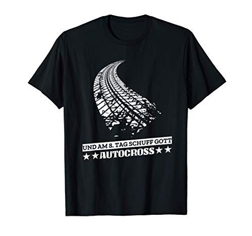 Autocross Buggy Stockcar Auto Motocrossed T-Shirt