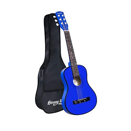 30 Inch Beginner Acoustic Guitar kids Guitar 1/2 Size Child...