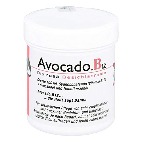 Avocado.B12 Gesichtscreme, 100 ml