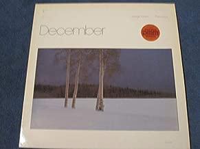 George Winston - December - Windham Hill Records - TA-C-1025, Teldec - 6.25883