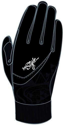 Fischer XC Gloves My Style - Damen Langlauf Handschuhe, Handschuhgröße Leki. Reusch & Fischer:8.5