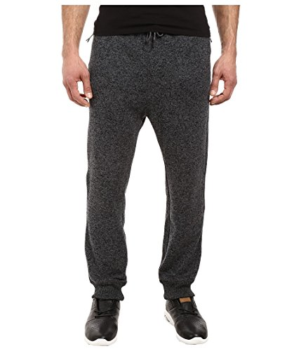 Quiksilver Men's Keller Polar Fleece Pants Tarmac Pants 2XL X 32