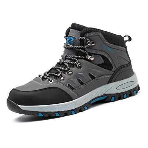 botas de seguridad horme mujer puntera de acero antideslizante ligero zapatos de trabajo