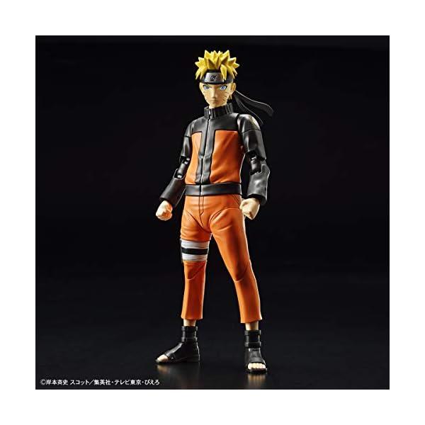 BANDAI Uzumaki Model Kit 16 CM Naruto Figure-Rise, (BDHNA553348) 2