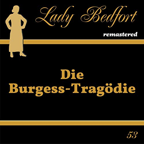 Die Burgess-Tragödie cover art