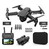 SWETIY Drone con Camara, Mini Drone con Camara 1080P, Largo...