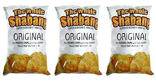 The Whole Shabang Potato Chips (Original Chips) 3 Pack