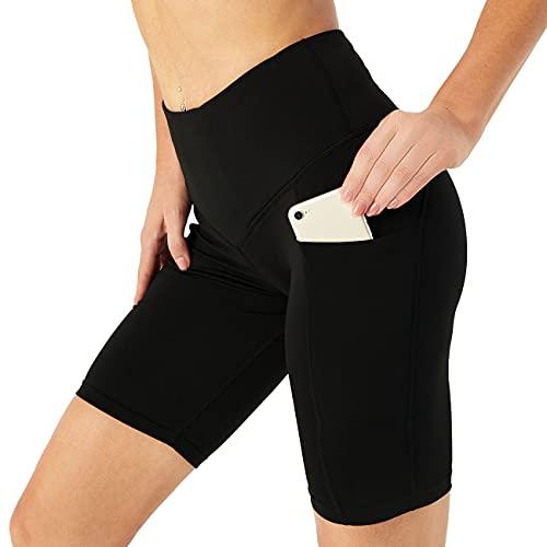 RYTMAT Leggings Deporte Mujer, Cintura Alta Mallas Running Mujer Fitness para Yoga Pilates Movimiento Correr, Elásticos y Transpirables