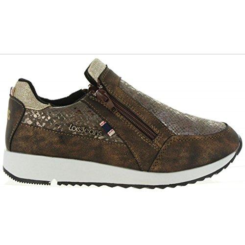 LOIS JEANS Sportschuhe für Damen und Mädchen 83851 Bronce Schuhgröße 36